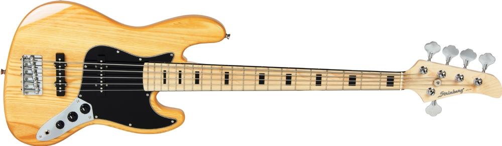 Strinberg lança uma linha jazz Bass. 5_c10