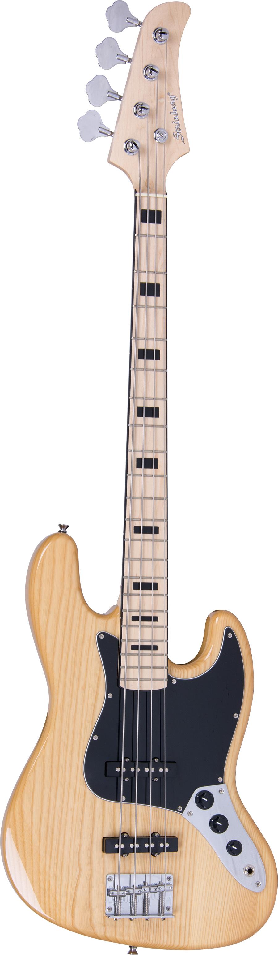 Strinberg lança uma linha jazz Bass. Strinb11