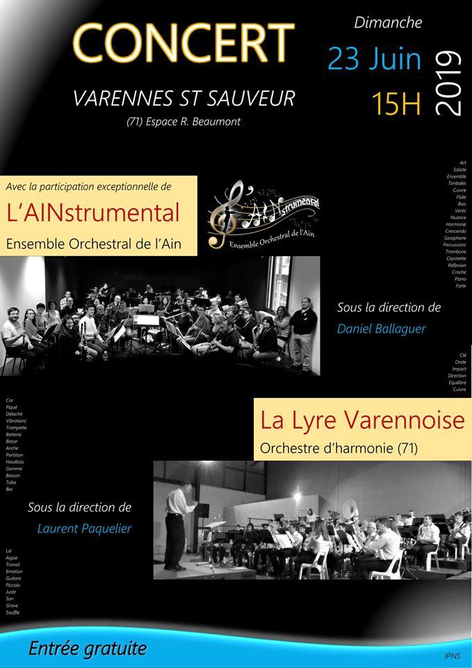 concert harmonie municipale de Varennes Saint Sauveur 71480 61040710
