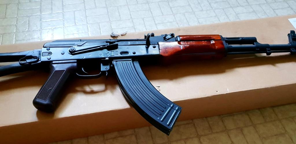 Ak - 74 E&L Neuve !  20180917