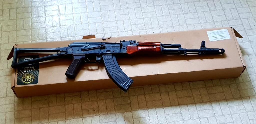 Ak - 74 E&L Neuve !  20180918