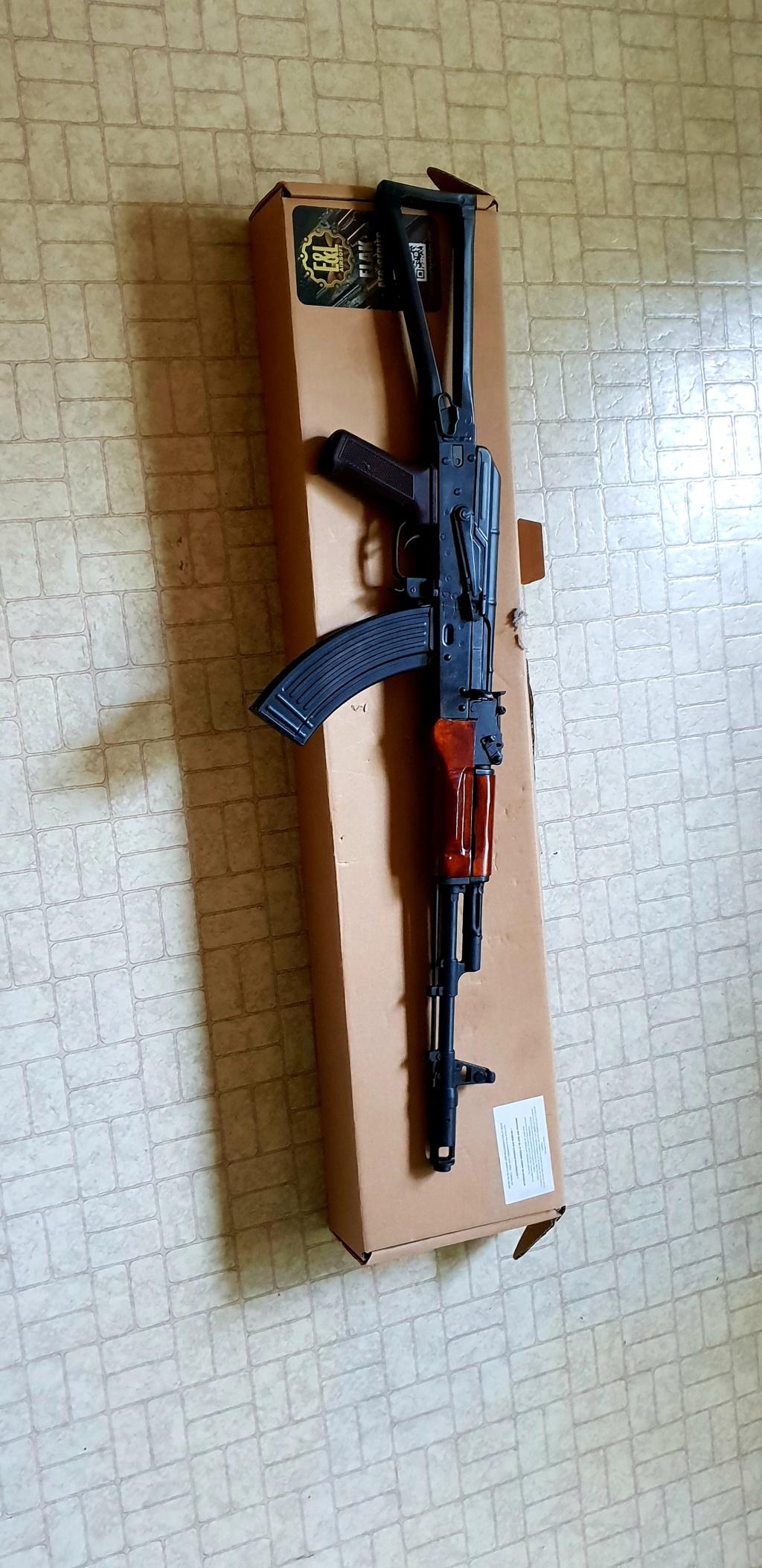 Ak - 74 E&L Neuve !  20180919