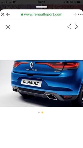 2019 - [Renault] Megane IV restylée  - Page 20 Rsline13