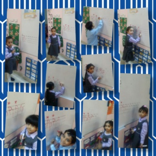 teaching letter Pp name, shape and sound Colla122
