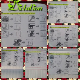 Dictation 3 Colla221