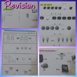 English and Math Revision Colla222