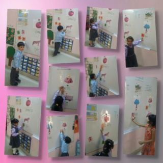 teaching letter Tt name, shape and sound Collag71