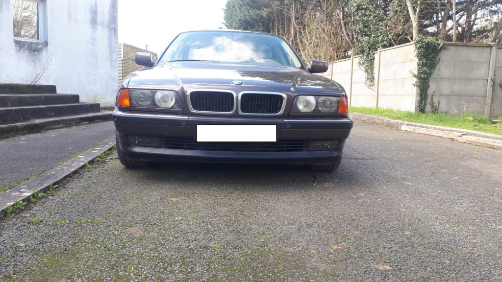Ma 1er BMW --> 740 ia 1995 20200210