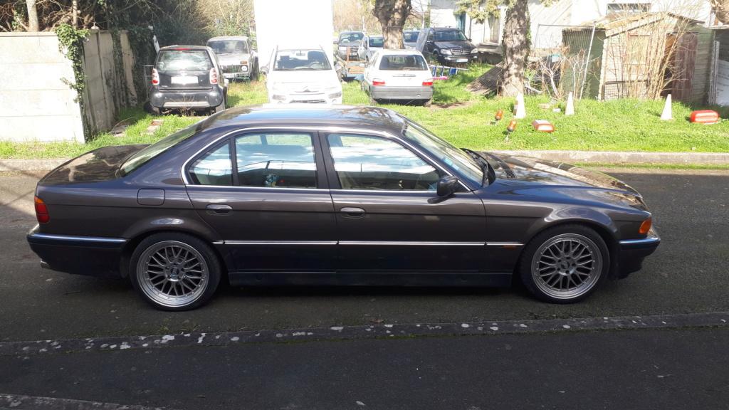 Ma 1er BMW --> 740 ia 1995 20200211