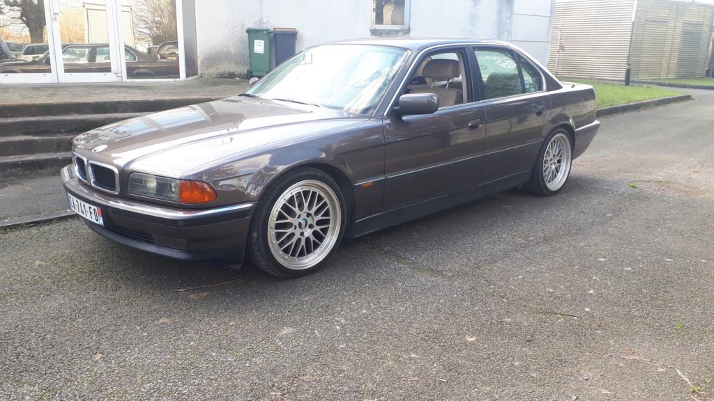Ma 1er BMW --> 740 ia 1995 20200212