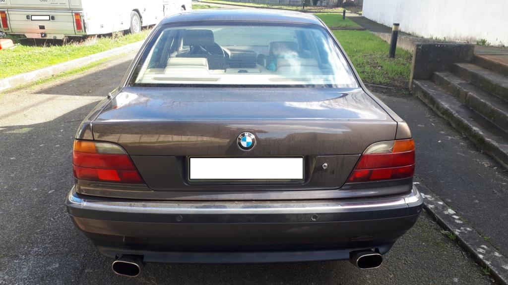Ma 1er BMW --> 740 ia 1995 20200214