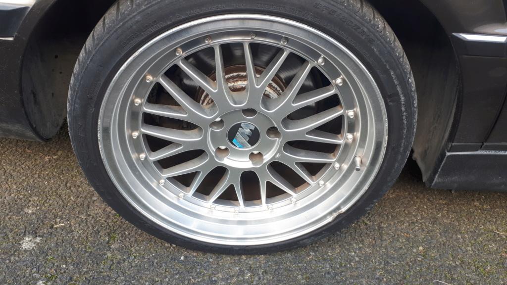 Ma 1er BMW --> 740 ia 1995 20200219