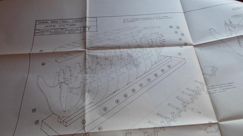 """Baubericht"""" von der """"Sergal-Victory Baupla10"""