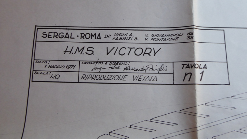 """Baubericht"""" von der """"Sergal-Victory Baupla11"""