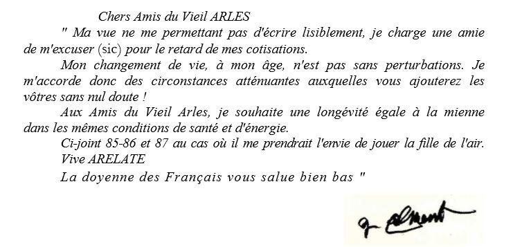 D- DÉBAT SUR L'AUTHENTICITÉ DES 122 ANS DE JEANNE CALMENT - Page 15 Letter10