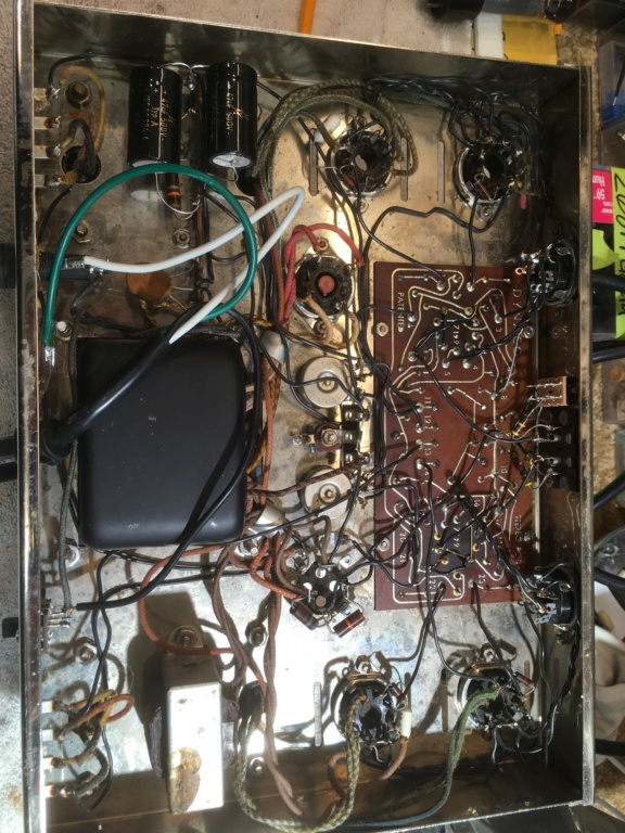 Blown fuse Dc8b0710