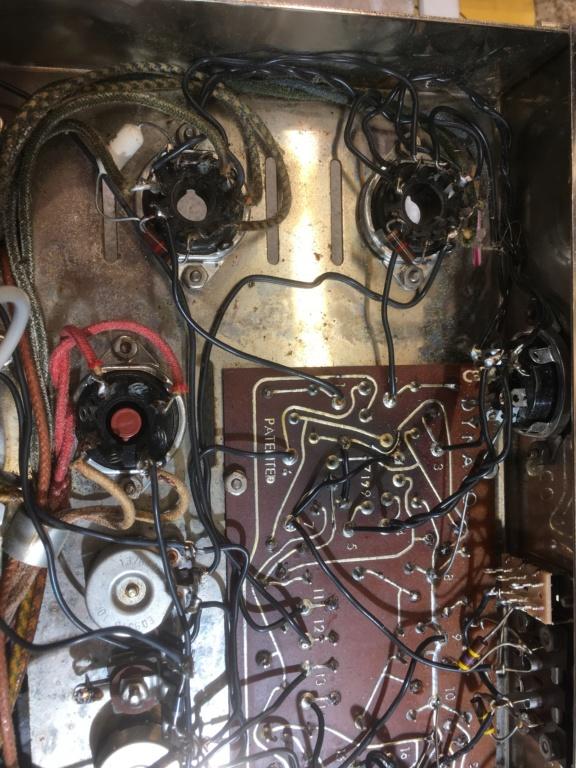 Blown fuse Ed735710