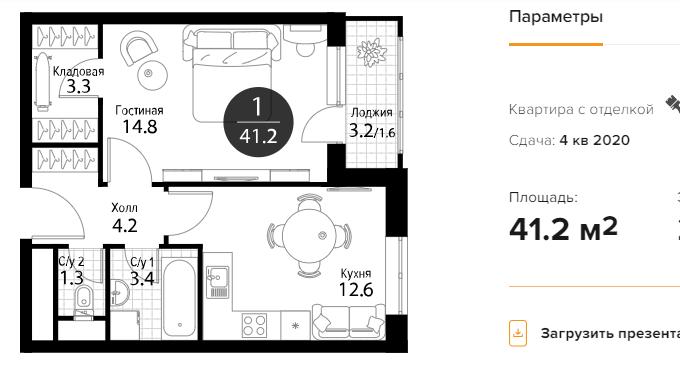 Открылись продажи квартир в корпусах 1а и 1б - Страница 2 78787810