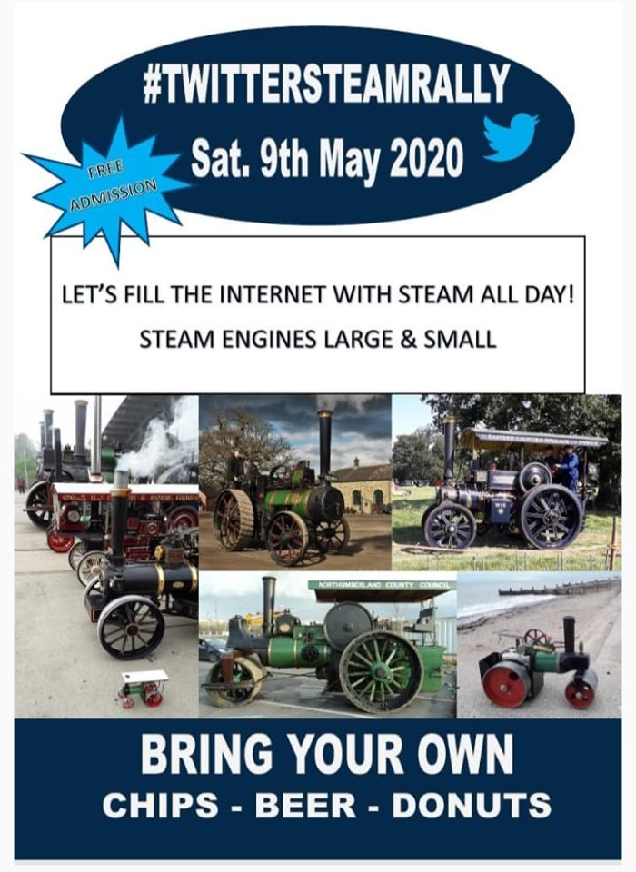 Keep Calm and Steam up  9010