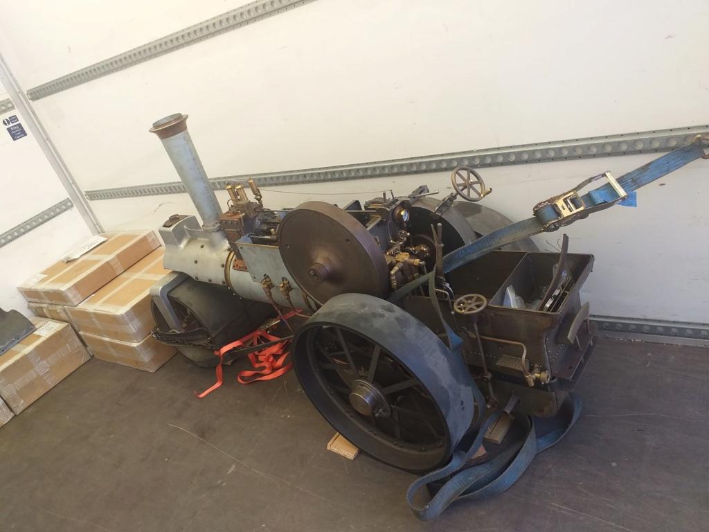 Roller Control Model  9911