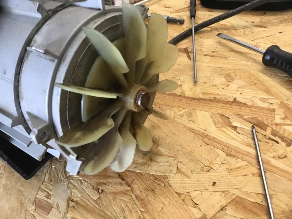 Démontage pompe fillwat  Image10