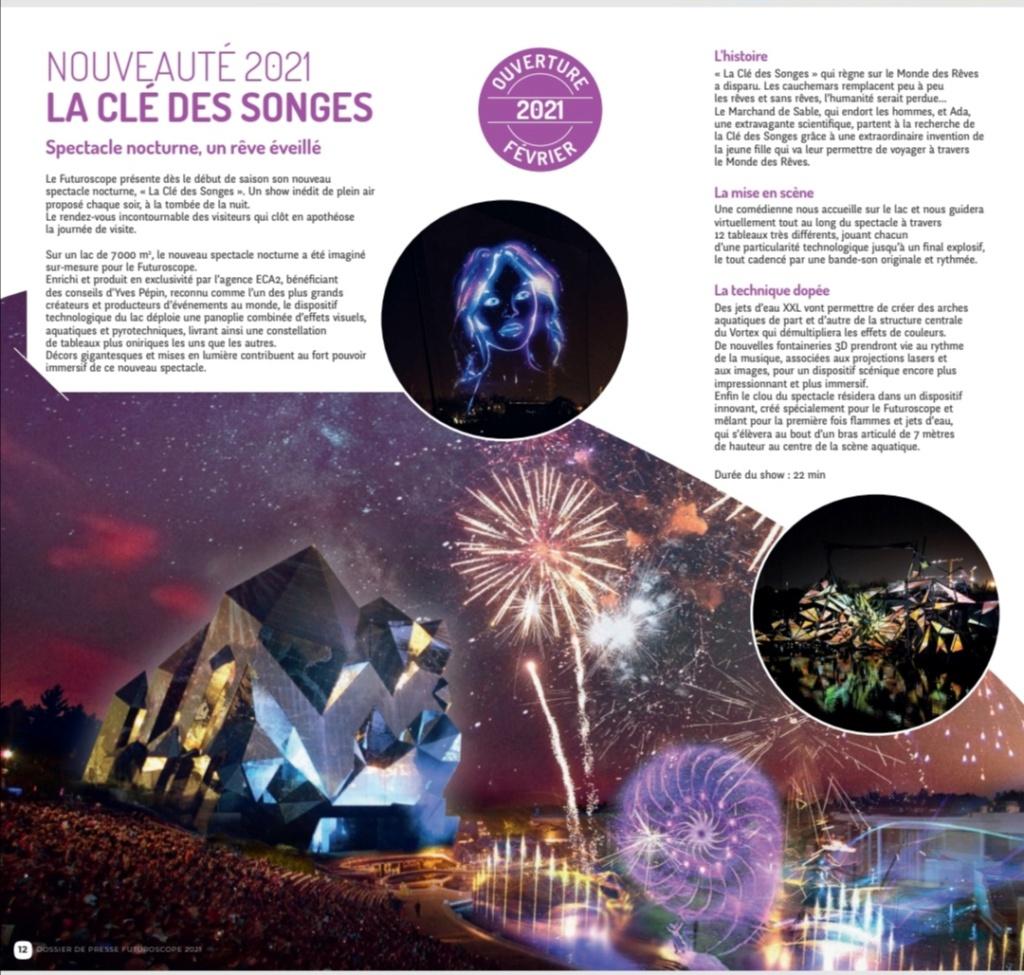 La Clé des songes (nouveau spectacle nocturne) · 2021 - Page 3 Screen12
