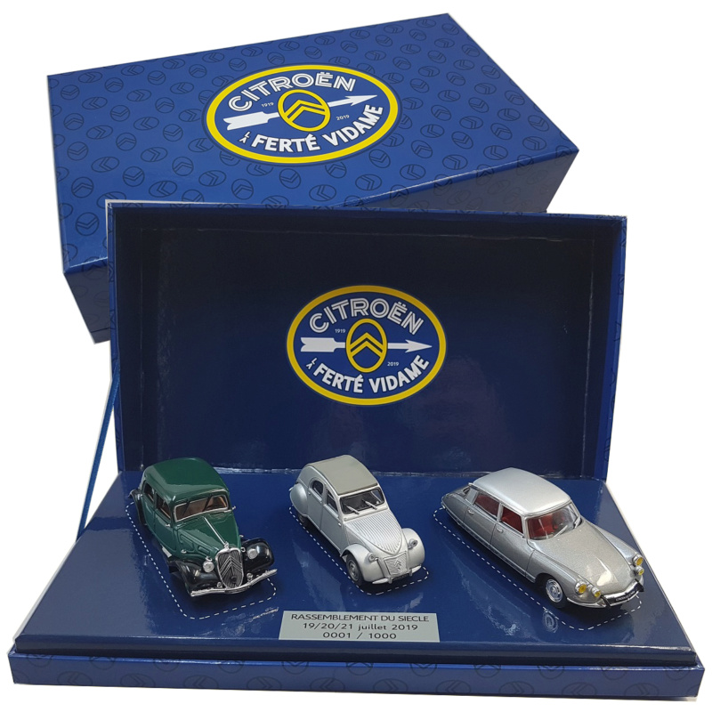 Citroën, des miniatures pour les 100 ans de la marque Ccc_co11
