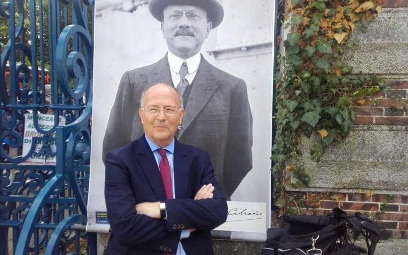 Blog sur l'Histoire CITROËN par Henri-Jacques Citroën Henri-10