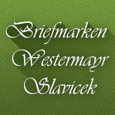 Briefmarken Komm. Rat Tatjana Westermayr - Wien Briefm10