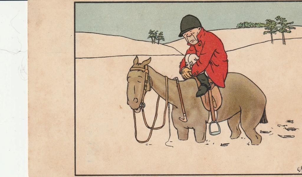 Horses / Pferde (Marken auf Brief oder Karte) - Seite 2 Pferd110