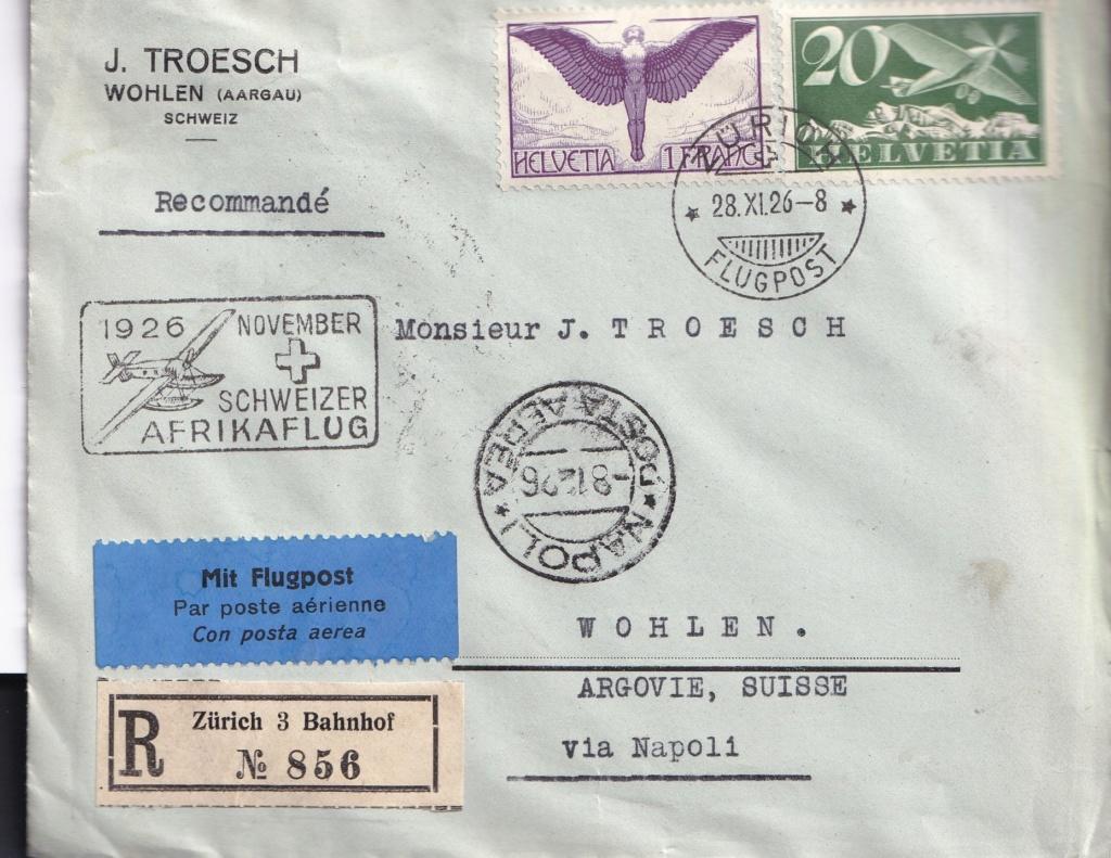 Schweizer Afrikaflug 1926 Schwei12