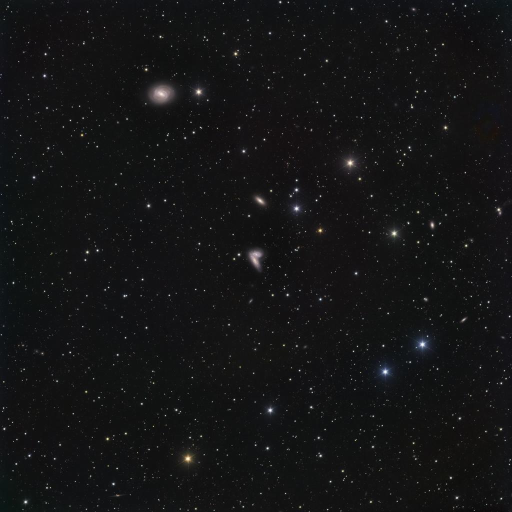 Les jumelles siamoises (NGC4567/4568) en LRGB Ngc_4510