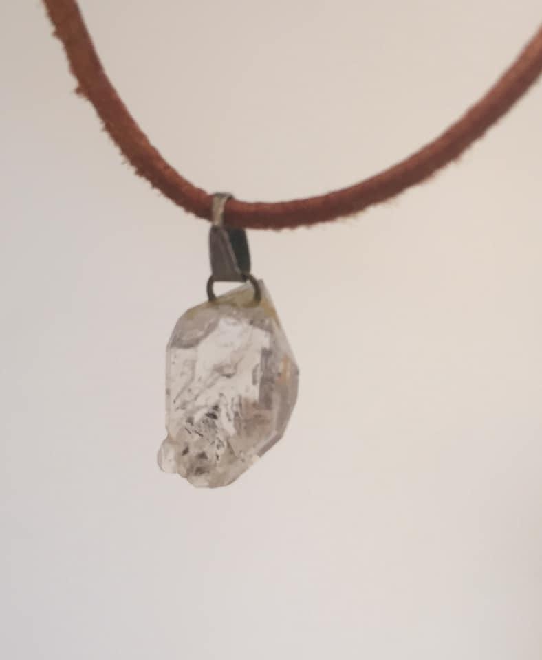 Diamant de Herkimer Crista10