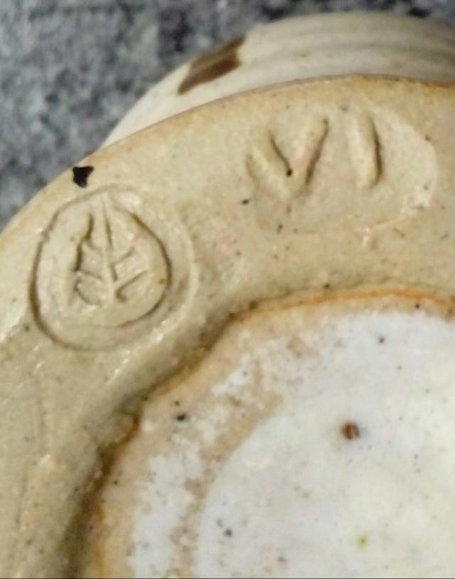 Angela Tain - leaf mark (cf. Susan Enderby) 20200177