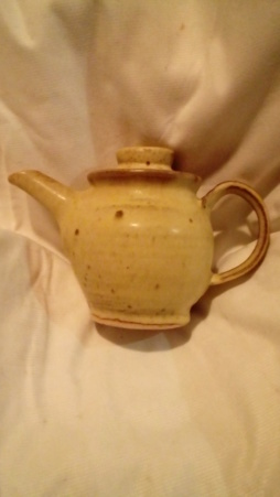 Two Teapots marked JT. 20200210