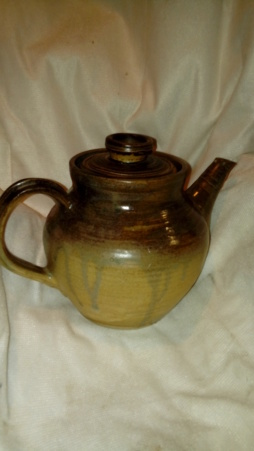 Two Teapots marked JT. 20200214