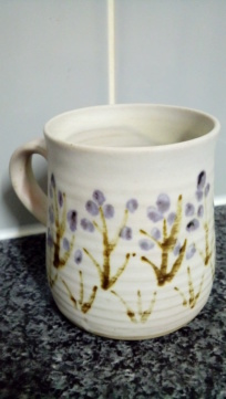 Studio mug, very familiar looking decoration and seal. 20200465