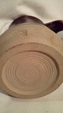 AP impressed on Stoneware Jug. 20200718