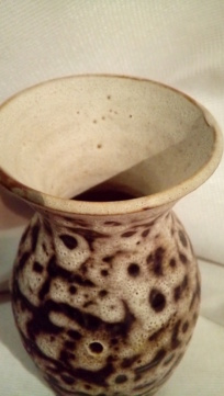 Another Unsigned Lava-Glaze Pot 20200725