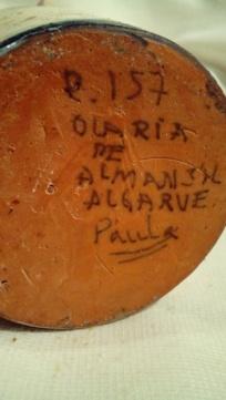 Olaria de Almancil, Algarve. 20200784
