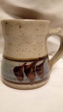 Large Mug or Tankard, Impressed FP - early David Frith  20200922