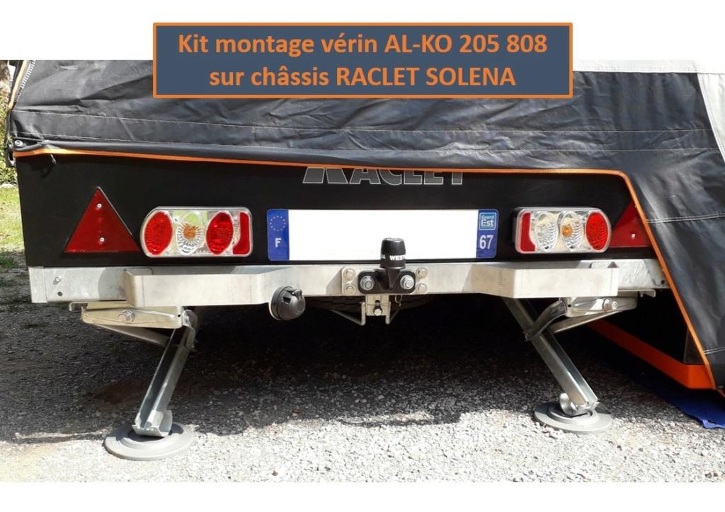RACLET Solena : Remplacement des stabilisateurs par vérins Diapos21