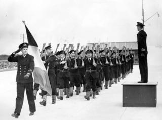 La libération des marins belges à la Navy 75 ans déjà  0c2c0010