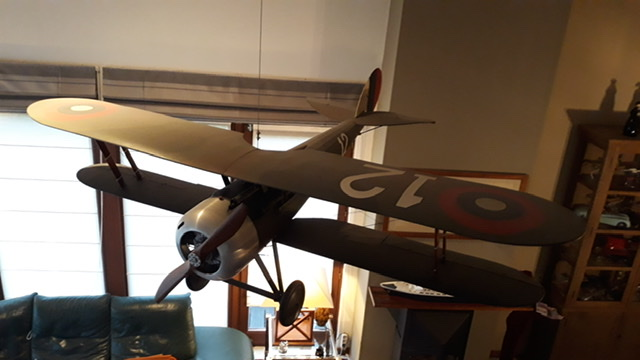 L'avion Nieuport sur les porte avions en 14/18 A3013b10