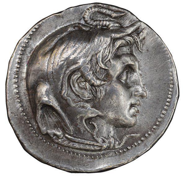 Portraits monétaires Alexandre le Grand 1fd55a10