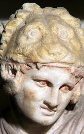 Portraits monétaires Alexandre le Grand Alexsa10