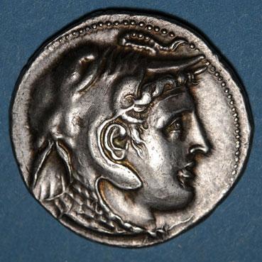 Portraits monétaires Alexandre le Grand Coins-10