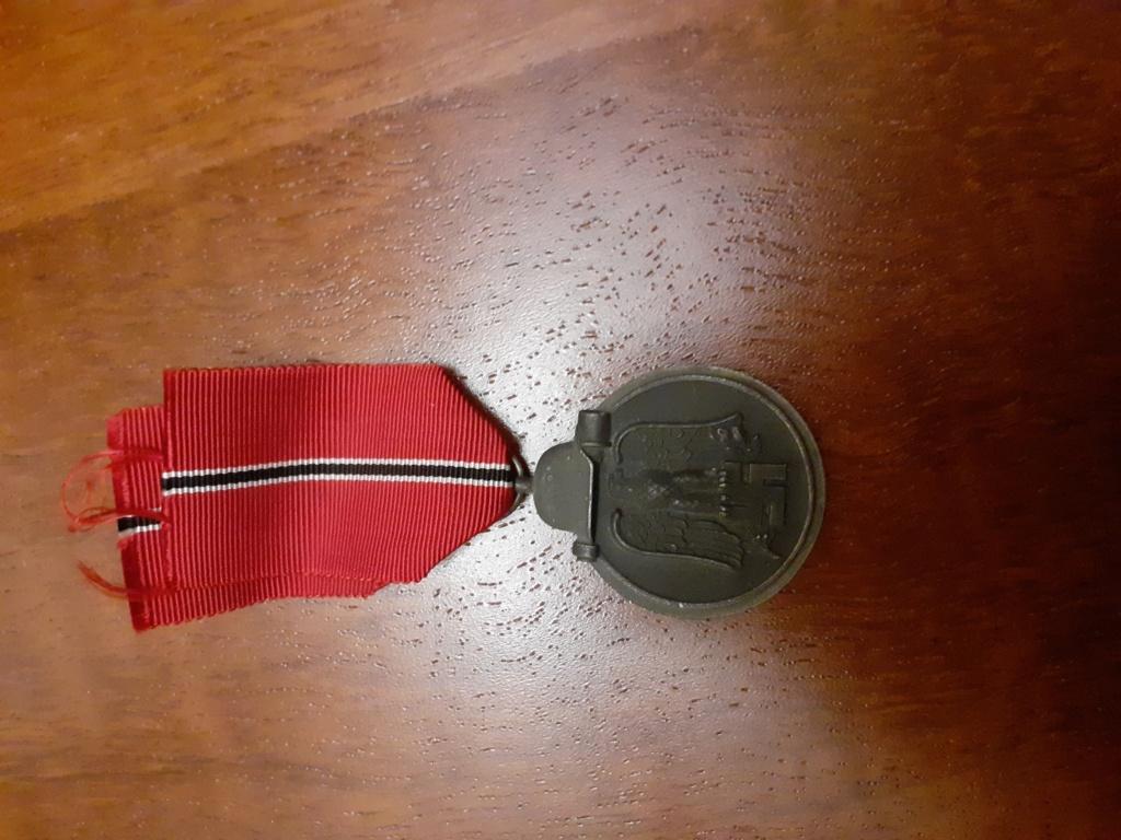 Ma première médaille du troisième reich  20201218