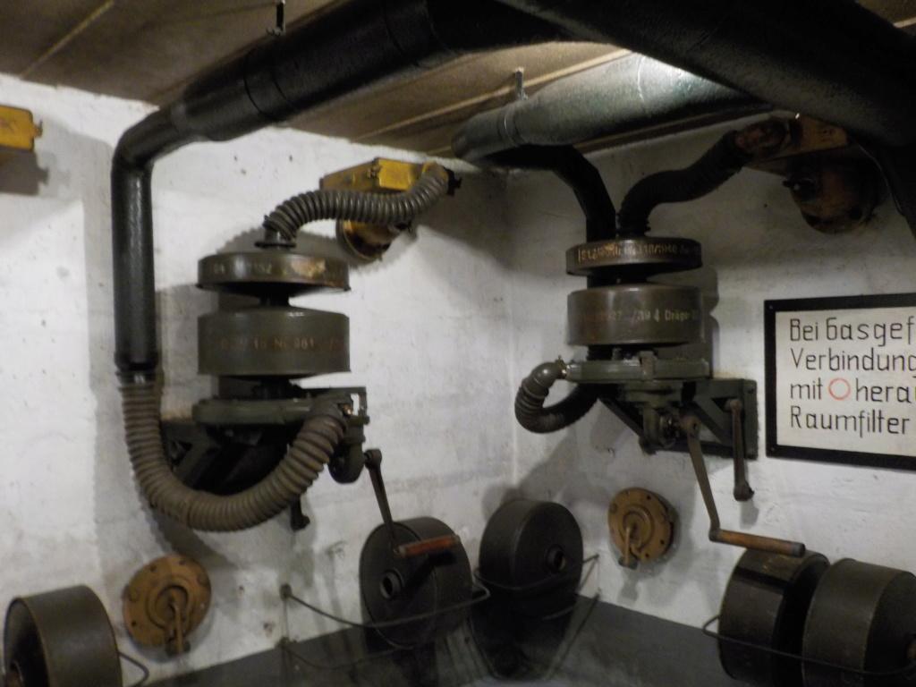 Musée du mur de l'Atlantique à Ouistreham Dscn0614