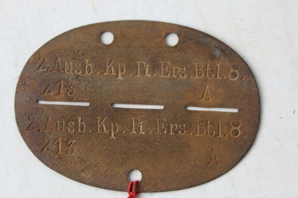 Informations sur plaques allemandes Get16